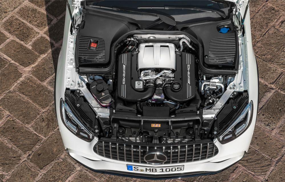 Noile Mercedes-AMG GLC 63 și GLC 63 Coupe: motor V8 biturbo de 4.0 litri de până la 510 cai putere - Poza 35
