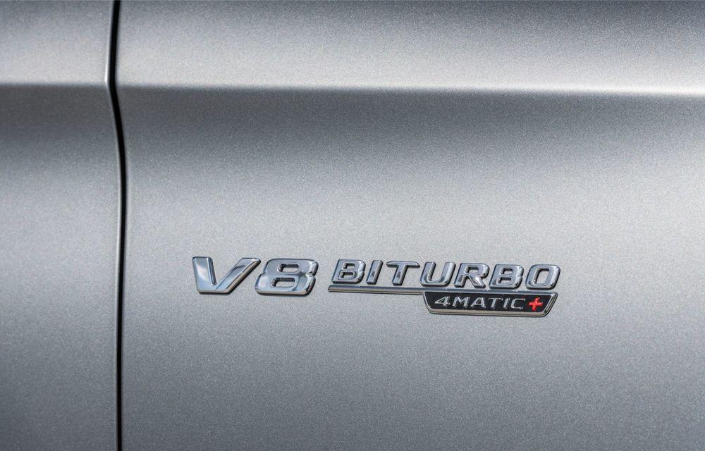 Noile Mercedes-AMG GLC 63 și GLC 63 Coupe: motor V8 biturbo de 4.0 litri de până la 510 cai putere - Poza 56