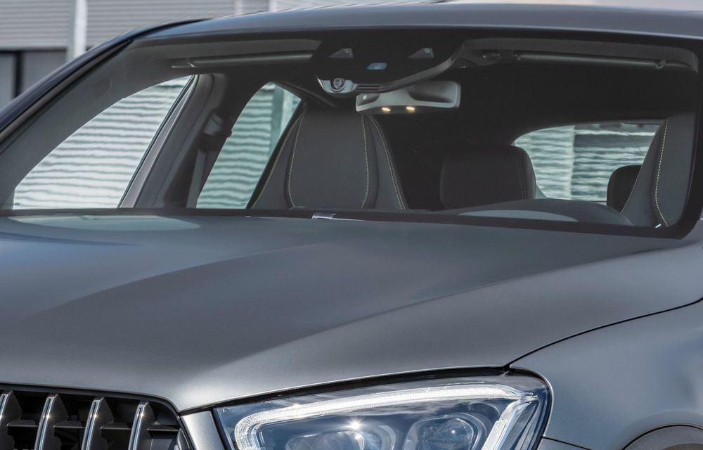Noile Mercedes-AMG GLC 63 și GLC 63 Coupe: motor V8 biturbo de 4.0 litri de până la 510 cai putere - Poza 60