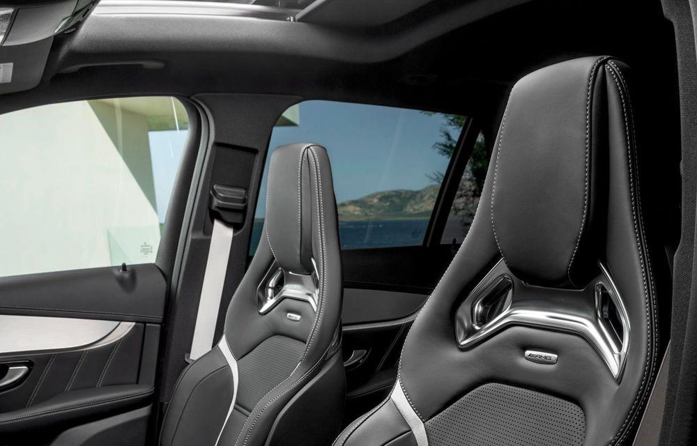 Noile Mercedes-AMG GLC 63 și GLC 63 Coupe: motor V8 biturbo de 4.0 litri de până la 510 cai putere - Poza 33
