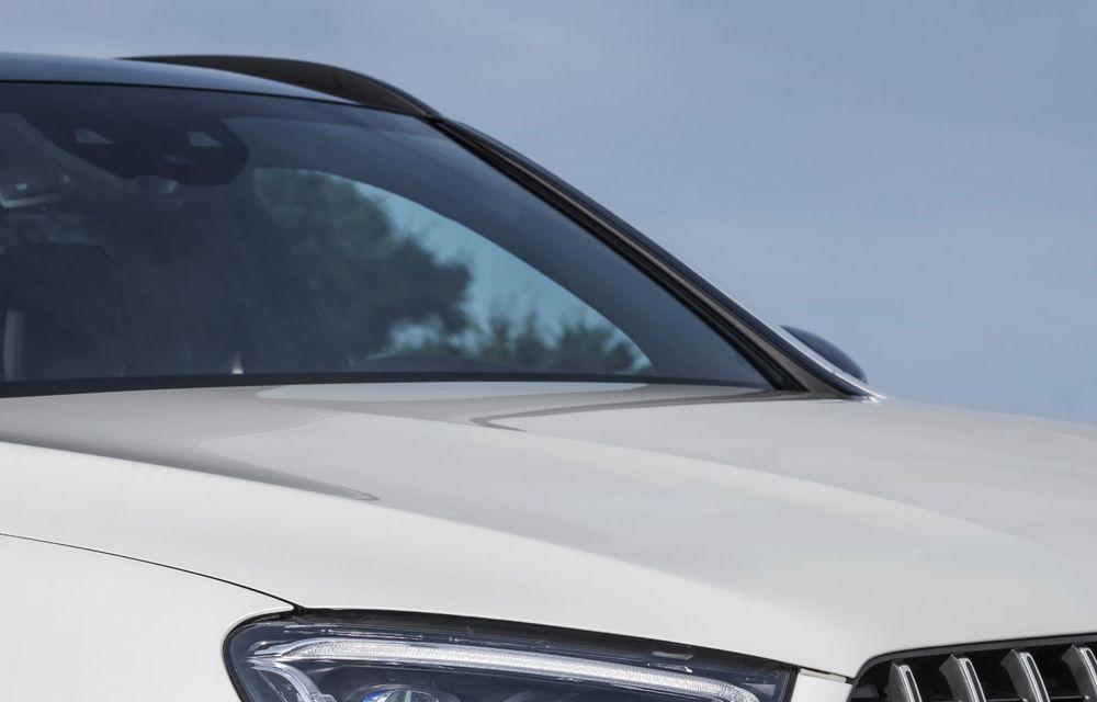 Noile Mercedes-AMG GLC 63 și GLC 63 Coupe: motor V8 biturbo de 4.0 litri de până la 510 cai putere - Poza 29
