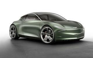 Hyundai prezintă conceptul Genesis Mint: electrica de oraș cu autonomie de 300 de kilometri ar putea ajunge și în Europa
