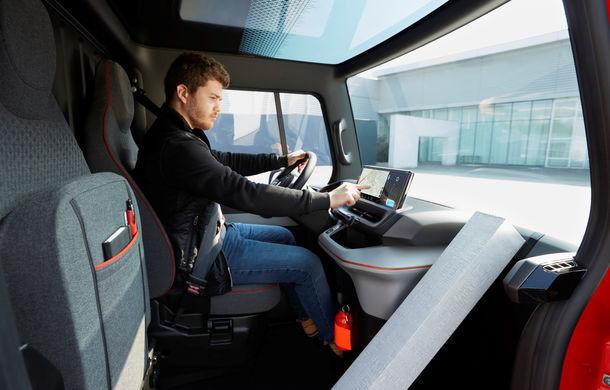 Renault lansează EZ-Flex: utilitara electrică cu autonomie de 150 de kilometri pentru livrări în oraș va fi testată într-un program pilot - Poza 4