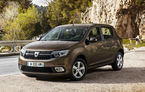 Dacia a avut cea mai mare creștere în Europa la înmatriculările de mașini noi în luna martie: aproape 59.000 de unități, cu 22% în plus