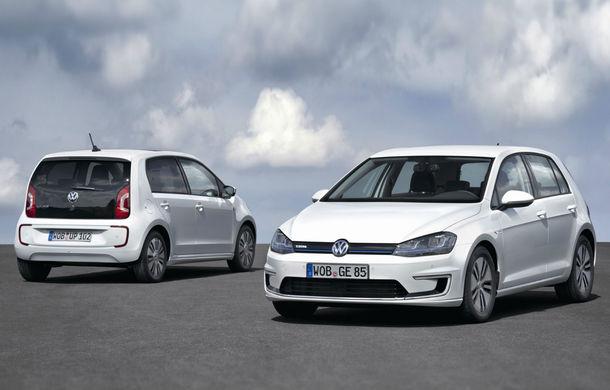 Volkswagen recheamă în service peste 11.000 de unități e-Up: modelul electric de oraș are probleme la baterie - Poza 1