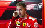 """Vettel lansează atacuri la adresa presei după ordinele de echipă din China: """"Ferrari este o victimă a jurnalismului de slabă calitate"""""""