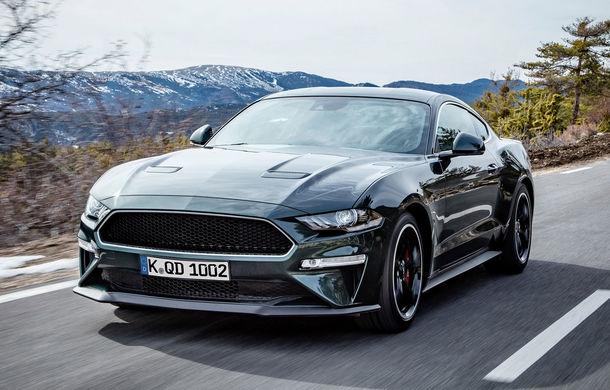 Ford Mustang, cel mai vândut coupe sportiv din lume în 2018: americanii au comercializat peste 113.000 de unități - Poza 1