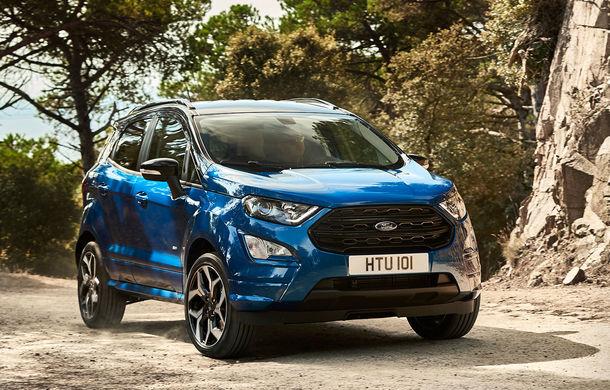 Producția Ford la Craiova a scăzut ușor în primele trei luni ale anului: aproape 35.000 de unități Ecosport - Poza 1