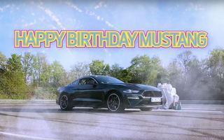 Ford are motive de sărbătoare: muscle car-ul Mustang a împlinit 55 de ani