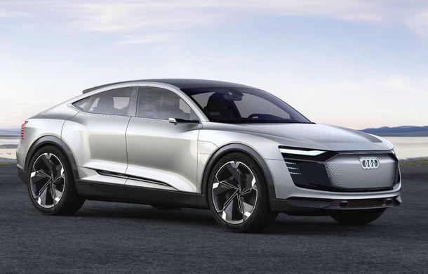 Audi are probleme cu producția mașinilor electrice: lansarea lui e-tron Sportback ar putea fi amânată pentru 2020 - Poza 1