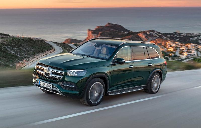 Mercedes-Benz GLS va primi și versiuni de performanță: divizia AMG va fi responsabilă de noul proiect - Poza 1