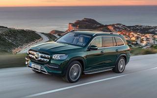 Mercedes-Benz GLS va primi și versiuni de performanță: divizia AMG va fi responsabilă de noul proiect