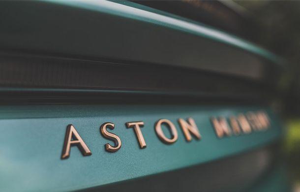 Aston Martin prezintă ediția limitată DBS 59: 24 de exemplare DBS Superleggera special create în cinstea victoriei de la Le Mans din 1959 - Poza 14