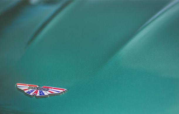 Aston Martin prezintă ediția limitată DBS 59: 24 de exemplare DBS Superleggera special create în cinstea victoriei de la Le Mans din 1959 - Poza 15