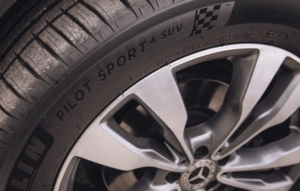 Un copil într-un magazin de jucării: am condus Skoda Kodiaq RS, Mercedes Clasa G și Audi Q8 la testul noii anvelope Michelin Pilot Sport 4 SUV - Poza 20