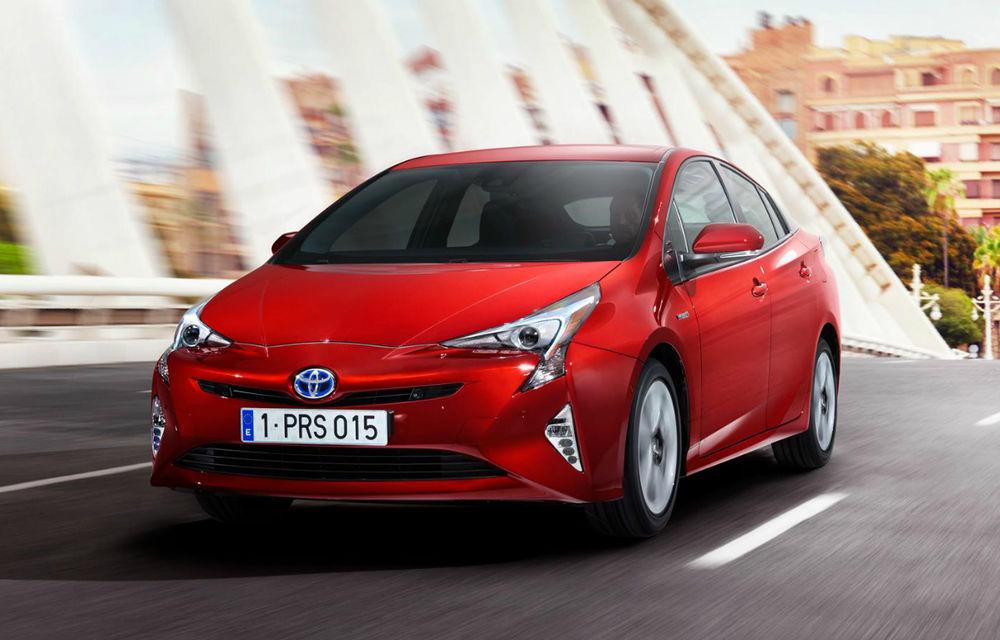 Studiu despre eficiența sistemelor hibride Toyota: un Prius parcurge în regim electric 62% din timp și 40% din distanță - Poza 1