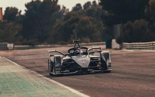 Porsche continuă testele cu viitorul monopost de Formula E: nemții vor debuta în competiția de electrice în sezonul 2019-2020