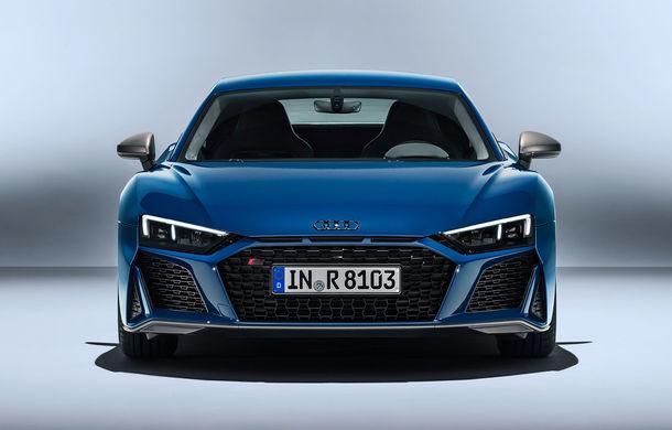 Audi e-tron GTR ar putea înlocui în gamă actualul R8: viitorul model electric va avea aproximativ 670 CP și autonomie de peste 480 de kilometri - Poza 1