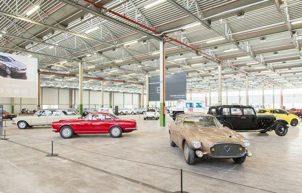 Raiul italian: o vizită la FCA Heritage Hub, locul în care strălucesc modelele clasice Fiat, Lancia și Abarth - Poza 10