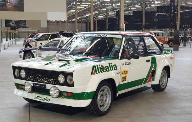 Raiul italian: o vizită la FCA Heritage Hub, locul în care strălucesc modelele clasice Fiat, Lancia și Abarth - Poza 40