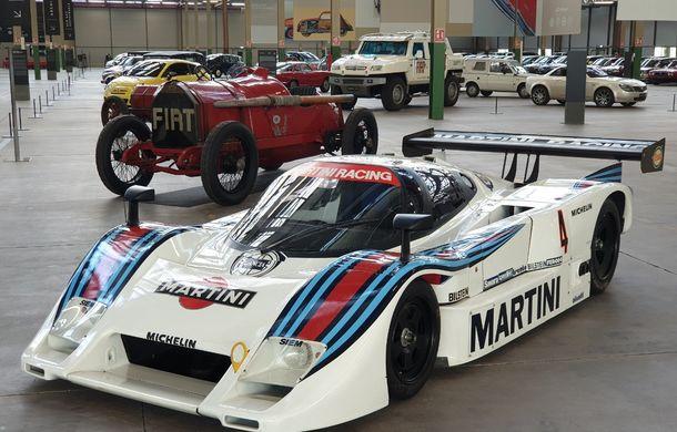 Raiul italian: o vizită la FCA Heritage Hub, locul în care strălucesc modelele clasice Fiat, Lancia și Abarth - Poza 37