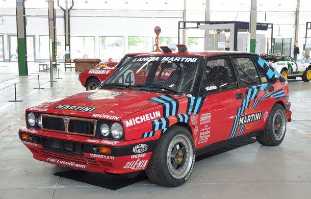 Raiul italian: o vizită la FCA Heritage Hub, locul în care strălucesc modelele clasice Fiat, Lancia și Abarth - Poza 30