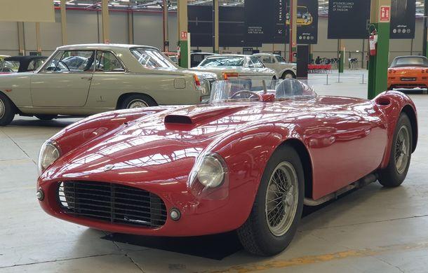 Raiul italian: o vizită la FCA Heritage Hub, locul în care strălucesc modelele clasice Fiat, Lancia și Abarth - Poza 28