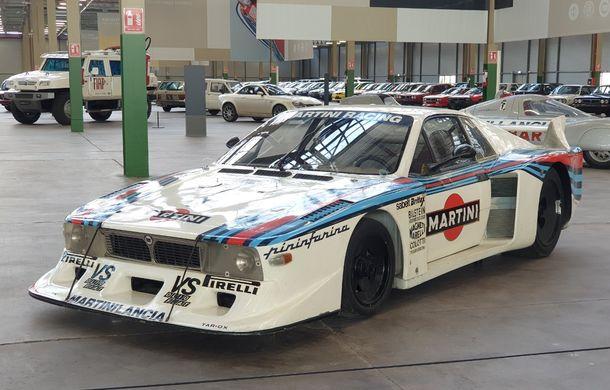 Raiul italian: o vizită la FCA Heritage Hub, locul în care strălucesc modelele clasice Fiat, Lancia și Abarth - Poza 36