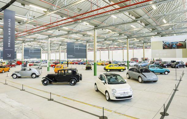 Raiul italian: o vizită la FCA Heritage Hub, locul în care strălucesc modelele clasice Fiat, Lancia și Abarth - Poza 13