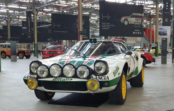 Raiul italian: o vizită la FCA Heritage Hub, locul în care strălucesc modelele clasice Fiat, Lancia și Abarth - Poza 39