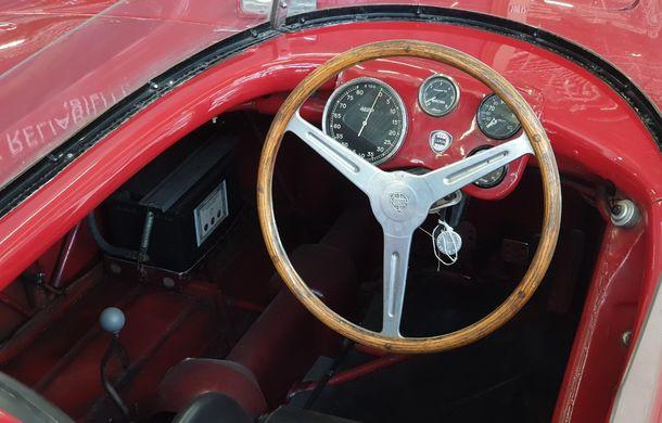 Raiul italian: o vizită la FCA Heritage Hub, locul în care strălucesc modelele clasice Fiat, Lancia și Abarth - Poza 27