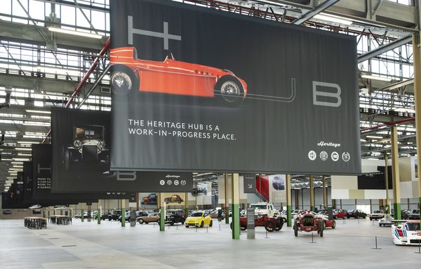 Raiul italian: o vizită la FCA Heritage Hub, locul în care strălucesc modelele clasice Fiat, Lancia și Abarth - Poza 3