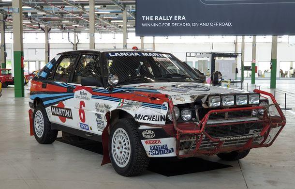 Raiul italian: o vizită la FCA Heritage Hub, locul în care strălucesc modelele clasice Fiat, Lancia și Abarth - Poza 29