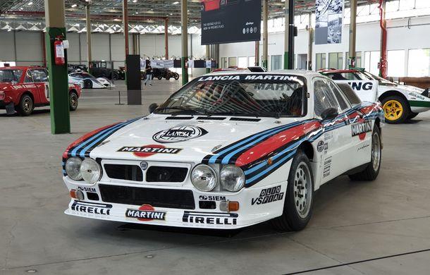 Raiul italian: o vizită la FCA Heritage Hub, locul în care strălucesc modelele clasice Fiat, Lancia și Abarth - Poza 41