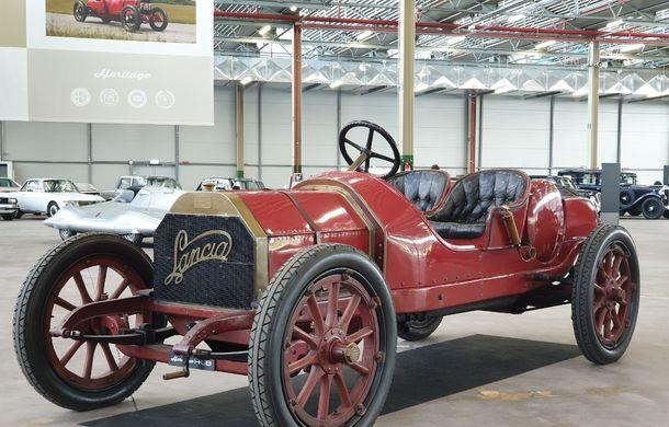 Raiul italian: o vizită la FCA Heritage Hub, locul în care strălucesc modelele clasice Fiat, Lancia și Abarth - Poza 16