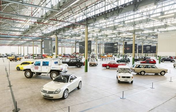 Raiul italian: o vizită la FCA Heritage Hub, locul în care strălucesc modelele clasice Fiat, Lancia și Abarth - Poza 9
