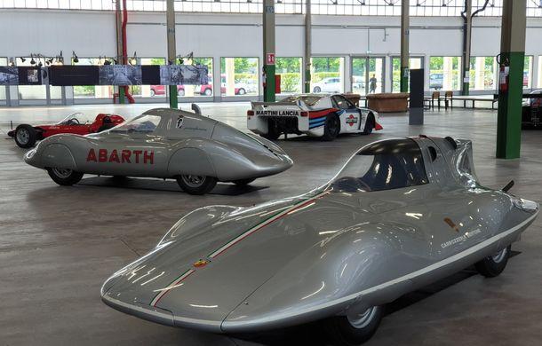Raiul italian: o vizită la FCA Heritage Hub, locul în care strălucesc modelele clasice Fiat, Lancia și Abarth - Poza 31