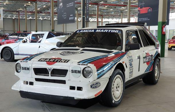 Raiul italian: o vizită la FCA Heritage Hub, locul în care strălucesc modelele clasice Fiat, Lancia și Abarth - Poza 42
