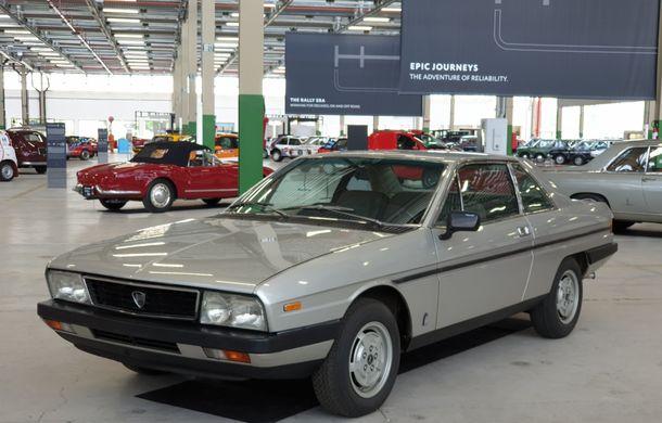 Raiul italian: o vizită la FCA Heritage Hub, locul în care strălucesc modelele clasice Fiat, Lancia și Abarth - Poza 25