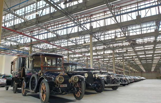 Raiul italian: o vizită la FCA Heritage Hub, locul în care strălucesc modelele clasice Fiat, Lancia și Abarth - Poza 43