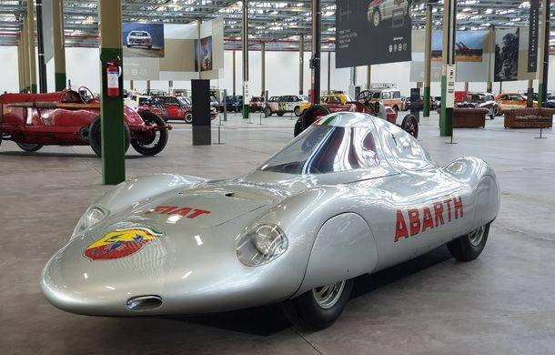Raiul italian: o vizită la FCA Heritage Hub, locul în care strălucesc modelele clasice Fiat, Lancia și Abarth - Poza 32