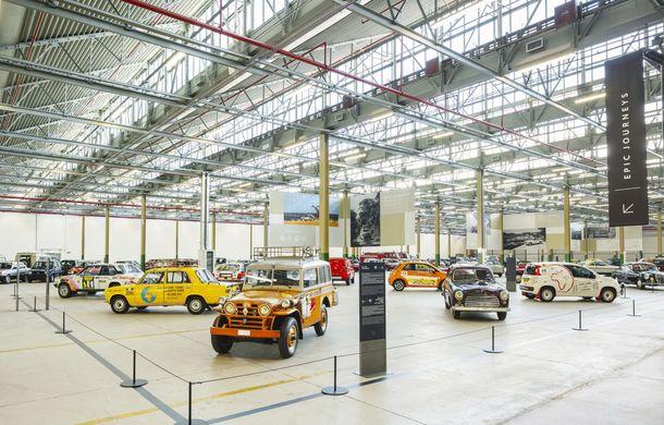 Raiul italian: o vizită la FCA Heritage Hub, locul în care strălucesc modelele clasice Fiat, Lancia și Abarth - Poza 5