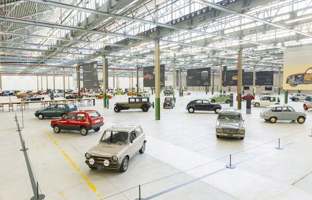 Raiul italian: o vizită la FCA Heritage Hub, locul în care strălucesc modelele clasice Fiat, Lancia și Abarth - Poza 12