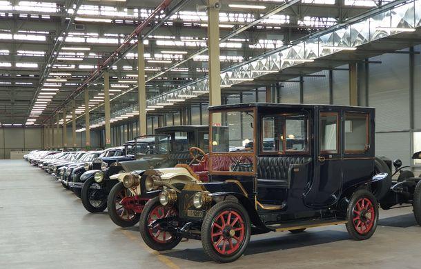 Raiul italian: o vizită la FCA Heritage Hub, locul în care strălucesc modelele clasice Fiat, Lancia și Abarth - Poza 33