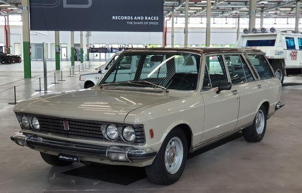 Raiul italian: o vizită la FCA Heritage Hub, locul în care strălucesc modelele clasice Fiat, Lancia și Abarth - Poza 18