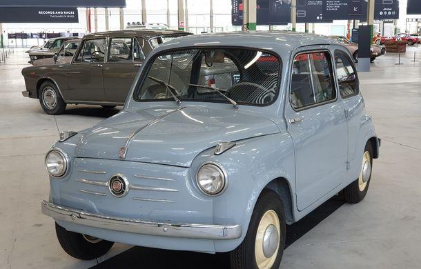 Raiul italian: o vizită la FCA Heritage Hub, locul în care strălucesc modelele clasice Fiat, Lancia și Abarth - Poza 34