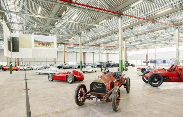 Raiul italian: o vizită la FCA Heritage Hub, locul în care strălucesc modelele clasice Fiat, Lancia și Abarth - Poza 7