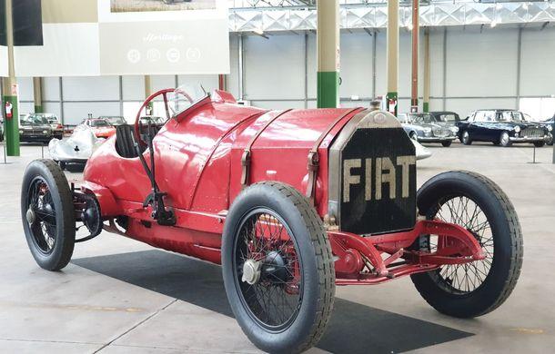 Raiul italian: o vizită la FCA Heritage Hub, locul în care strălucesc modelele clasice Fiat, Lancia și Abarth - Poza 15