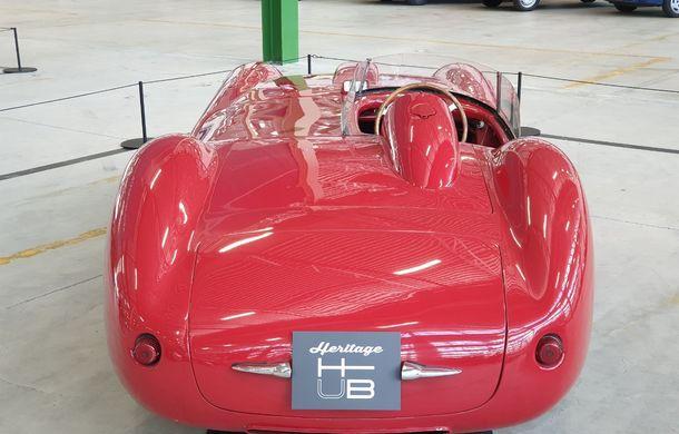 Raiul italian: o vizită la FCA Heritage Hub, locul în care strălucesc modelele clasice Fiat, Lancia și Abarth - Poza 26