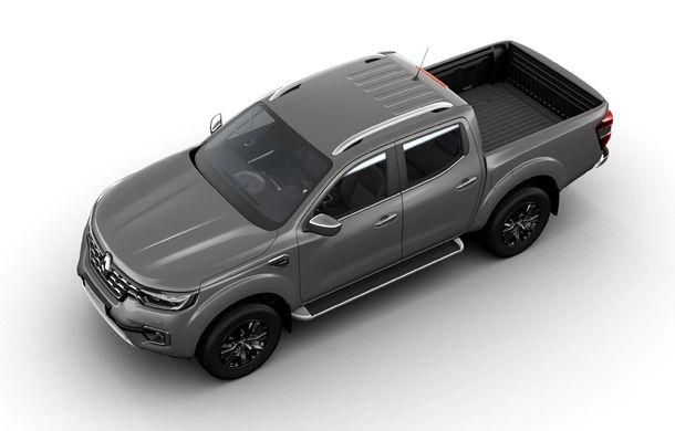 Îmbunătățiri pentru Renault Alaskan: pick-up-ul are o capacitate de încărcare de 1.1 tone și un nou motor diesel de 2.3 litri de până la 190 CP - Poza 3